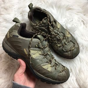 Merrell   Siren Sport 2 Waterproof Hiking Shoe 8.5